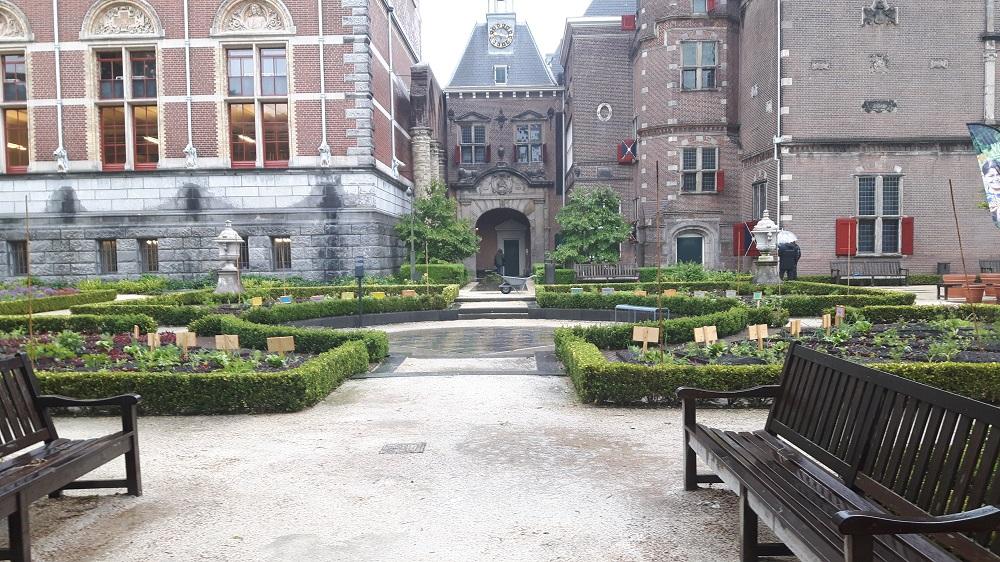 Rijksmuseum-schooltuin